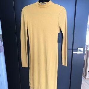 BNWT Lulus asymmetrical dress